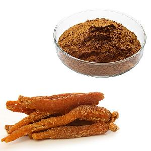 Red Ginseng Extract Powder / herb plant high quality fresh goods large stock factory supply