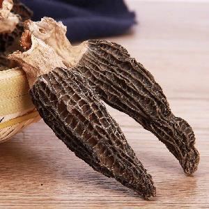 Factory Price Mushroom Spawn Black Morel Mushrooms Dry Morel Mushrooms
