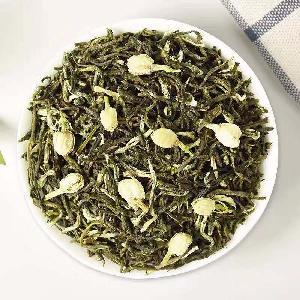 Fujian    Green  Jasmine  Tea   Organic  Jasmine  Tea