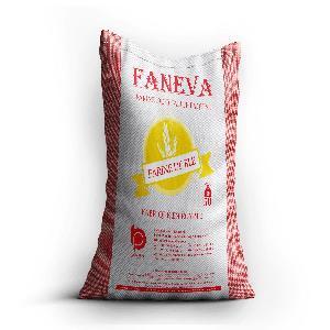High quality wheat flour - Faneva brand 50 kg - High gluten flour - competitive price