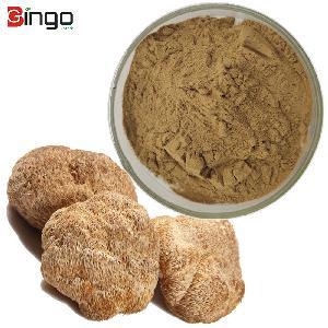 Hot Sale Pharmaceutical Grade lionsmane lion's mane mushroom Extract
