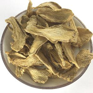 Dehydrated   ginger   flakes  and sliced whole  ginger  dry split  ginger