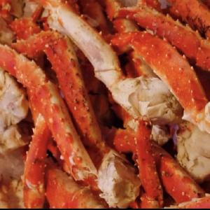 Canadian Red King Crab Legs