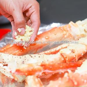 Quality King Crab Legs Healthy for human consumption
