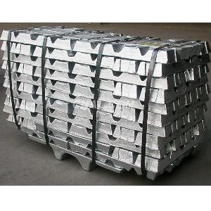 high grade 99.995 factory price pure zinc ingot for hot sale