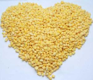 China Sweet Variety Factory Using Color Sorter Good Quality IQF Frozen Sweet Corn Kernels with High Brix
