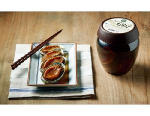 Soy Sauce Marinated Raw Abalone from AnyWay  Korea