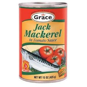 Canned   Horse   Mackerel  in Tomato Sauce