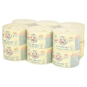Certified Long Life Dairy Product 1 Liter Full Cream Milk