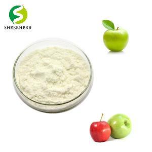 Best price  green   apple  seed extract cider vinegar  powder  malic acid tea  powder