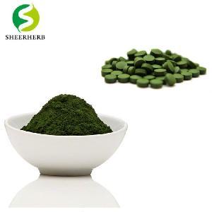Hot sale low price bulk organic spirulina powder for animals feed
