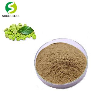 Green   coffee  bean  chlorogenic   acid  benefits price capsules  Green   coffee  bean extract  chlorogenic   acid
