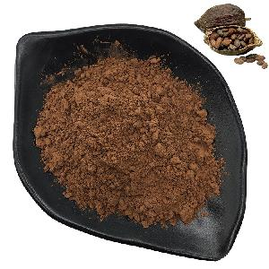 Price of organic alkalized unsweetened packaging for raw white cocoa shell powder natural black cocoa powder bulk 25kg
