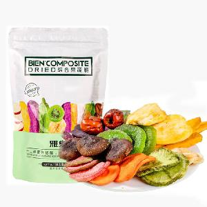 wholesale dry fruits and vegetable slices chips chinese snacks
