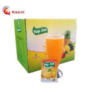 Concentrate fruit flavored Venezuela market  delicious fruit juice drink powder supplier