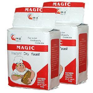 Magic brand active baking yeast /instant dry yeast/high low sugar dry yeast