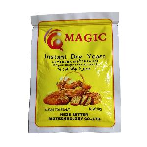 Magic High Sugar Instant Dry Yeast 10g for bread