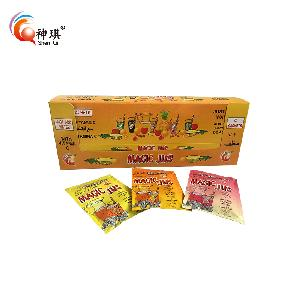 Juice Product Type and Passion  Fruit  Primary Ingredient Mango Flavored Instant Powder Drink
