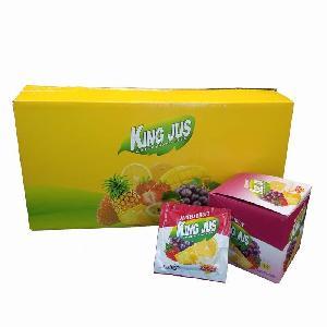 Fruit Flavor Instant Soft Drink  Juice   Powder   mix ed fruit  Powder   juice   Instant