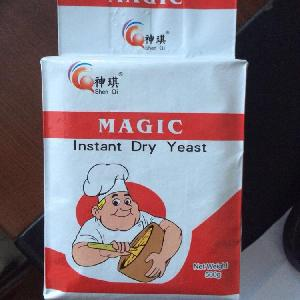 HACCP certification and swelling product type Instant dry yeast for bakery 500gx20bags