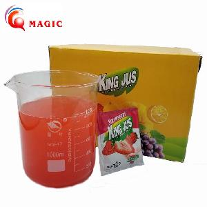 Juice Product Type and Flavored Processing Type instant powder drink