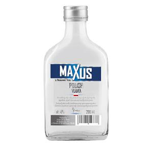 Excellent Taste and Top Branded Maxus  Vodka   Glass   Bottle