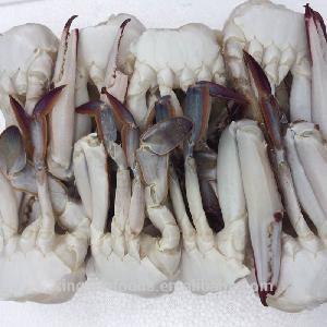 Hotsale Frozen Blue Swimming Crab Cut Crab