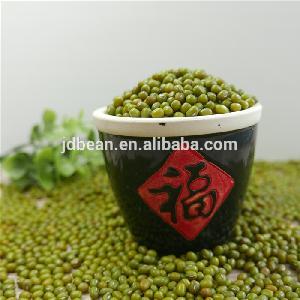 Organic Green mung beans for sale