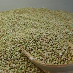 Hot selling hulled raw roasted green  buckwheat kernels with good price