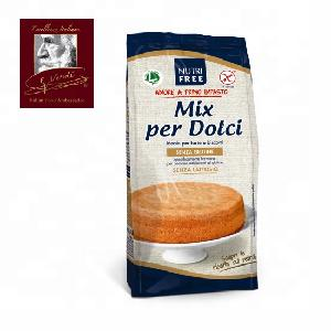 1000 g Gluten Free Flour Mix for Cakes Giuseppe Verdi Selection Gluten Free Made in Italy