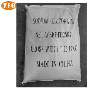 Supplying industrial grade  food  grade  MSDS toothpaste use sodium gluconate powder