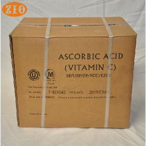 Ascorbic Acid Vitamin C Powder CAS:50-81-7 C6H8O6