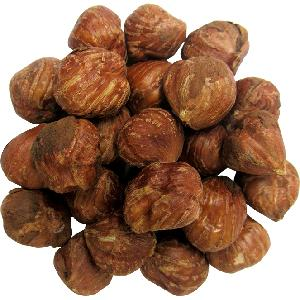 TURKISH HAZELNUTS ROASTED   BLANCHED