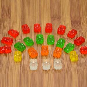 Sweet Bear Gummy Candy Hot Selling OEM Vitamin Fruity Flavor