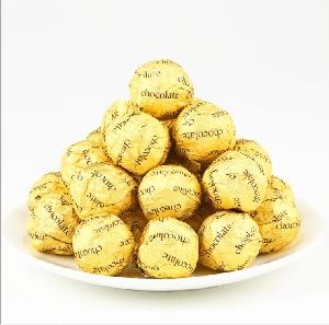 Bulk  Round  Ball  Chocolate   Candy   with Nuts
