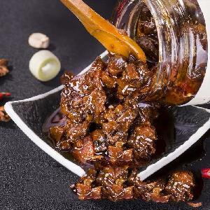 Low price and good taste mushroom sauce for rice