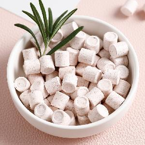Sweet and sour camellia tablets compressed candy snacks for kids