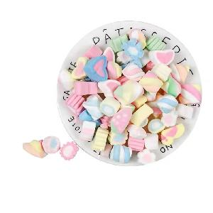Sweet   watermelon -shaped  sweet  flavor marshmallow casual snack