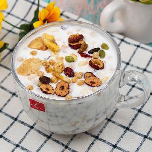 Good Taste Instant Fruit Nut Mix Oatmeal for Breakfast
