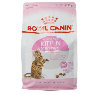 Royal  Canin Kitten Sterilised - Growth   Weight Control