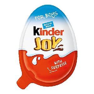 Kinder Joy/Kinder Surprise,/Kinder Bueno chocolate