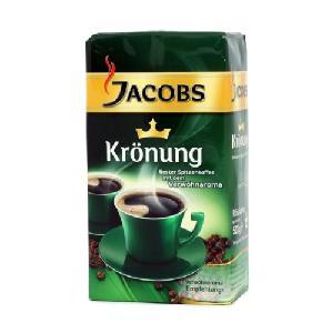 Jacobs Kronung Ground Coffee 200g/ 250g/ 500g