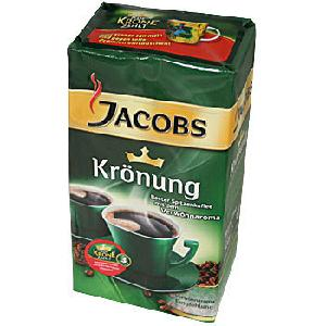 Jacobs Ground Kronung coffee For Export