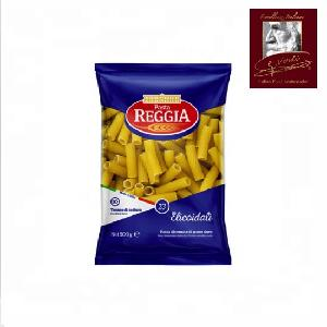 Macaroni Elicoidali 500 g Giuseppe Verdi Selection GVERDI Italian durum wheat semolina Pasta