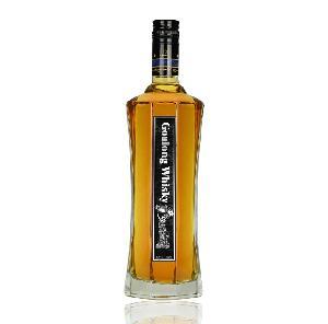 High quality trade for whiskey oem bottling whisky spirits distillery exporter