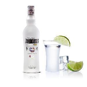 Customized private label vodka OEM   ODM bulk pure vodka