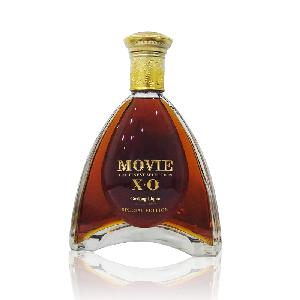 2019 Hot sale brandy with customized bottle label and cap