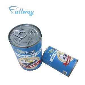 Hot sale all types of canned sardine fishes in vegetable oil
