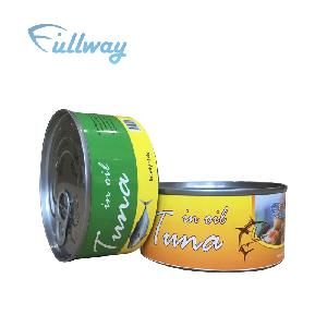 Best  chunk fish canned tuna brands with chunk fish factory
