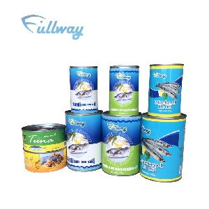 Canned   Types  of  Canned   Fish